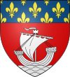 Wappen von Paris