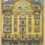 Grand Hotel Evropa in Prag