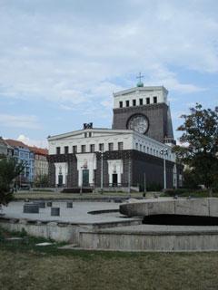 Herz-Jesu Kirche in Prag