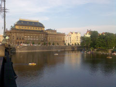 Nationaltheater in Prag